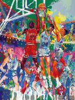 Basketball by LeRoy Neiman
