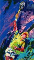 Classic Serve by LeRoy Neiman