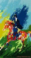 The Equestrienne by LeRoy Neiman